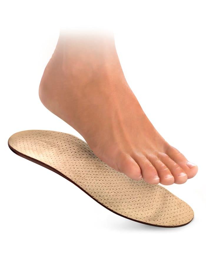 Orthopädisches Fußbett - anatomisch geformt