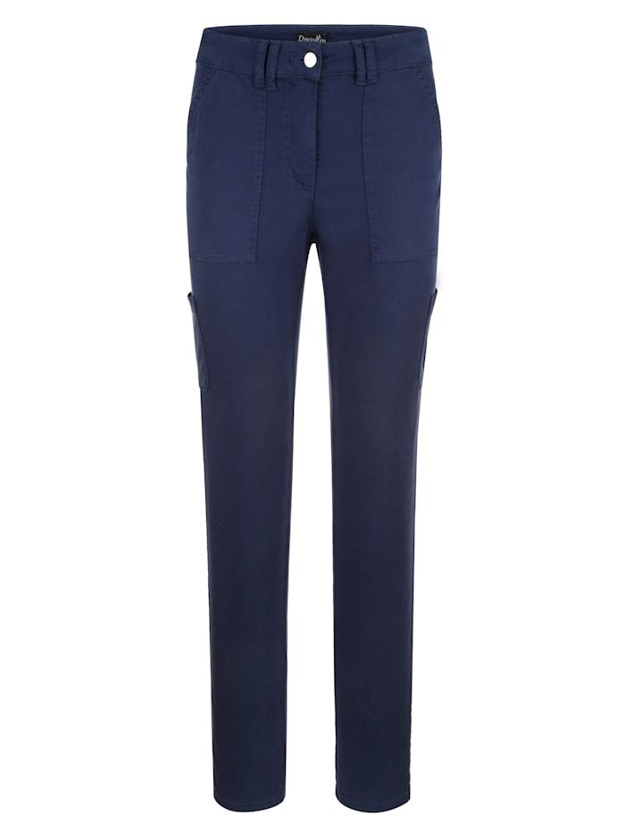 Pantalon cargo de coupe Sabine extra Slim
