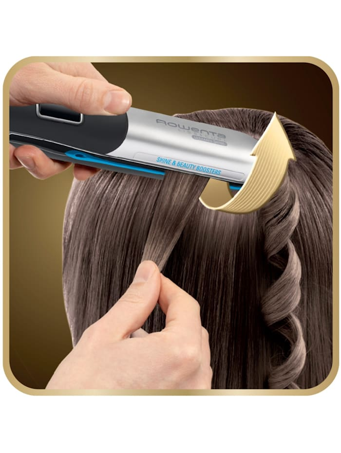 Haarglätter SF 6220 Liss & Curl Ultimate Shine