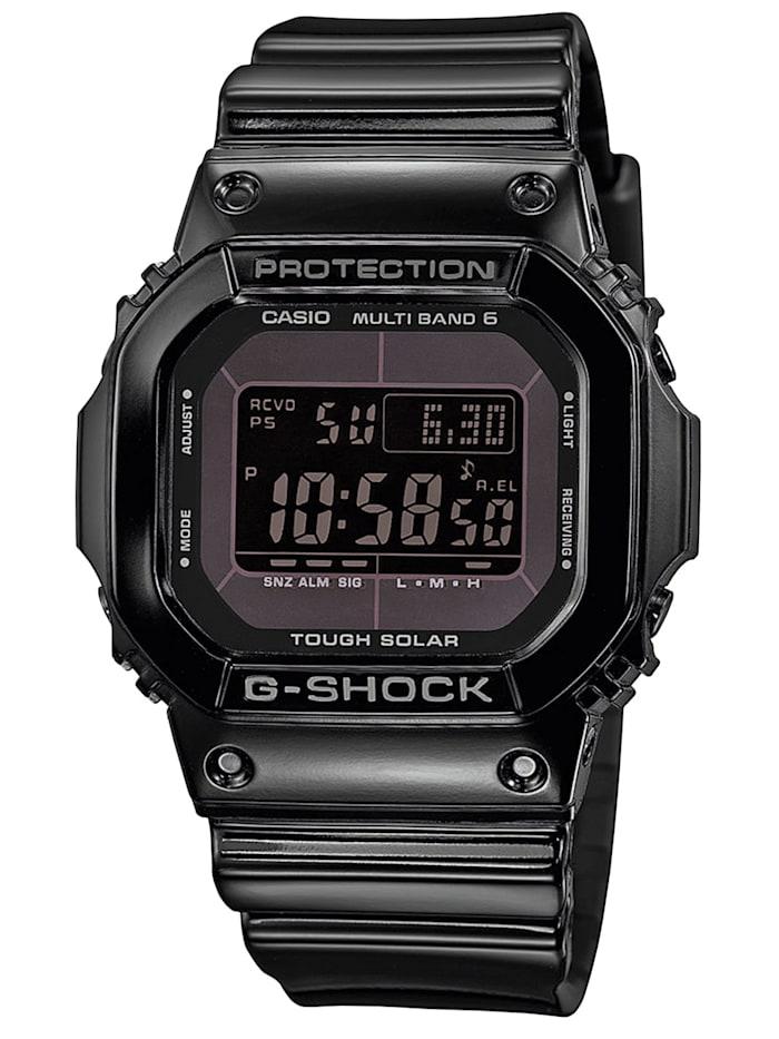 Casio G-Shock Solar-Funkuhr, Schwarz