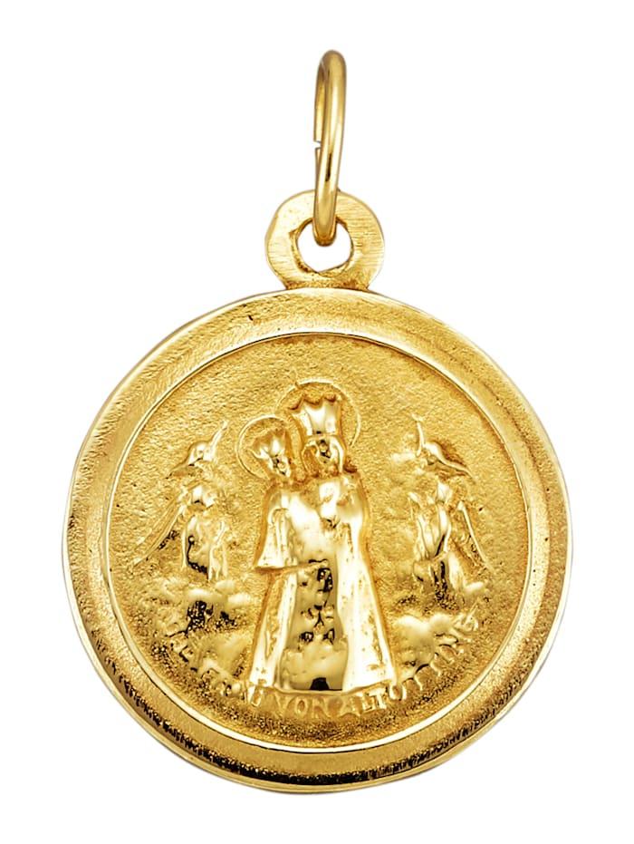 Hanger Christoffel van 14 kt. goud