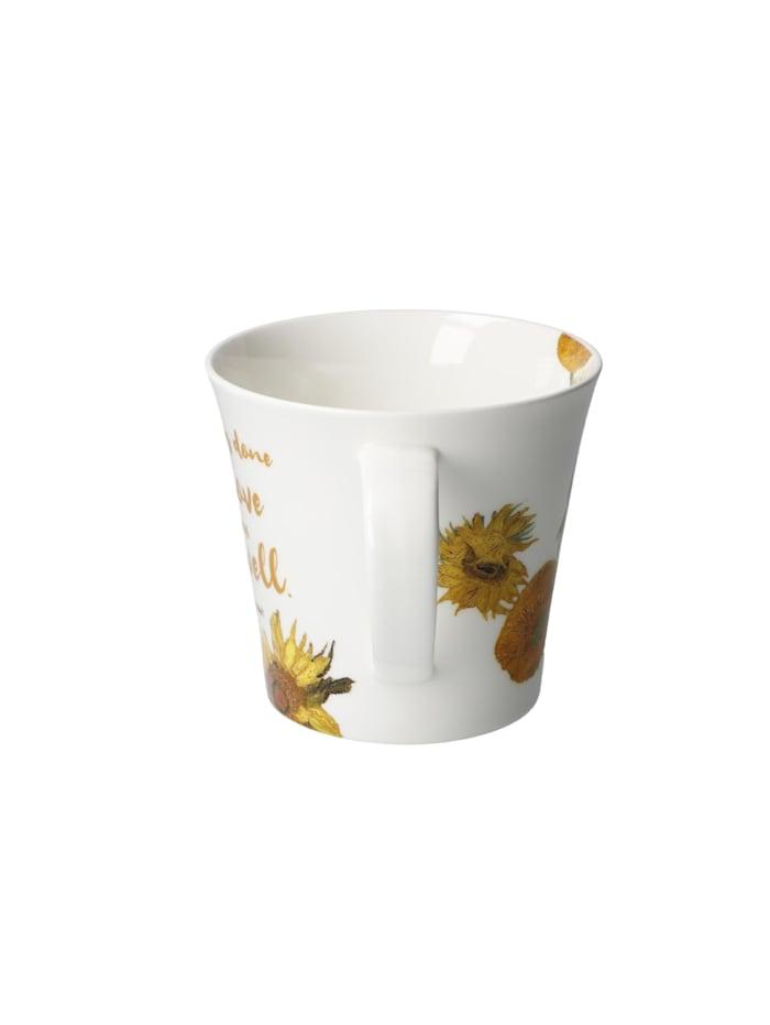 "Goebel Coffee-/Tea Mug Vincent v. Gogh - ""What is done..."""