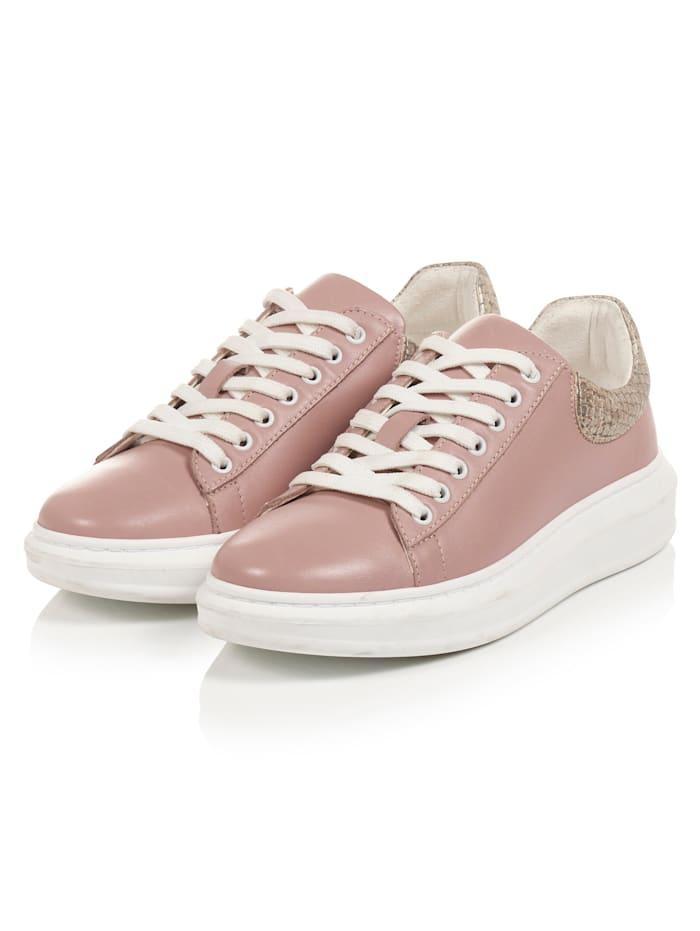 SIENNA Sneaker, Altrosa