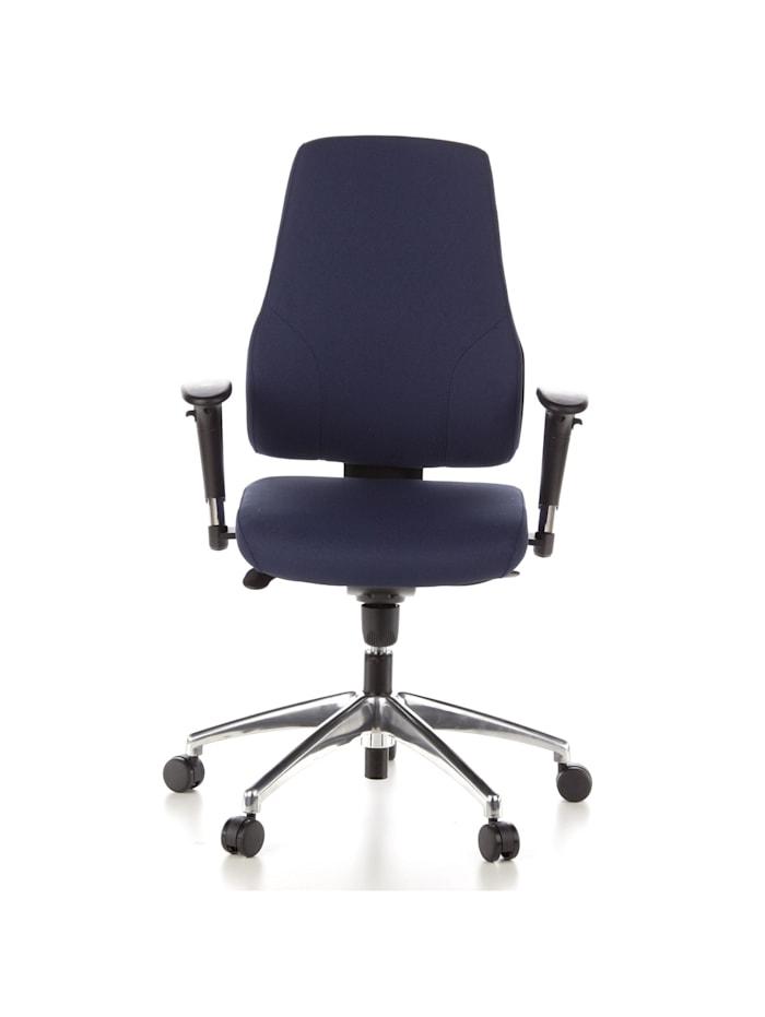 hjh OFFICE Profi Bürostuhl PRO-TEC 200, Dunkelblau