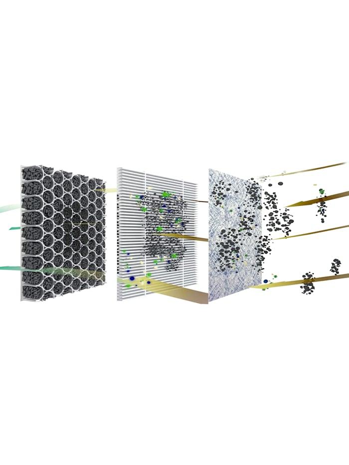Starlyf Mobiler Luftreiniger 'Air Luxe', HEPA Filter & UV-Licht