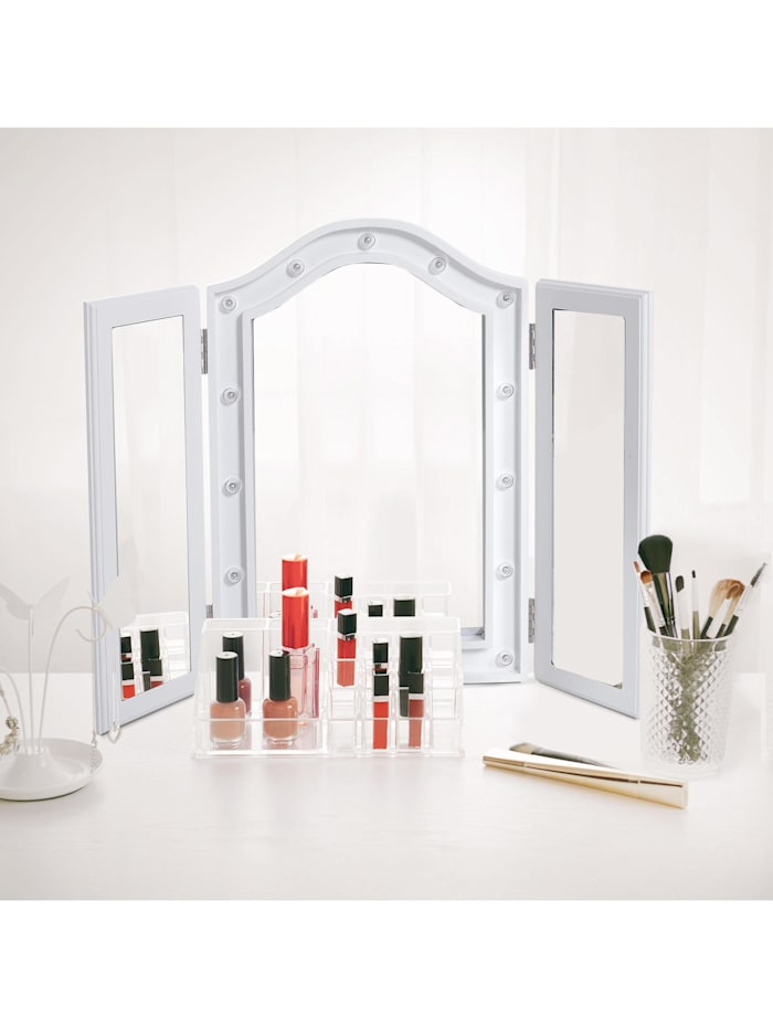 LED Kosmetikspiegel freistehend