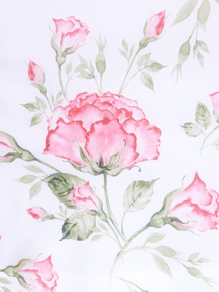 """Ruusukuvioitu sivuverho """"Rosi"""""""