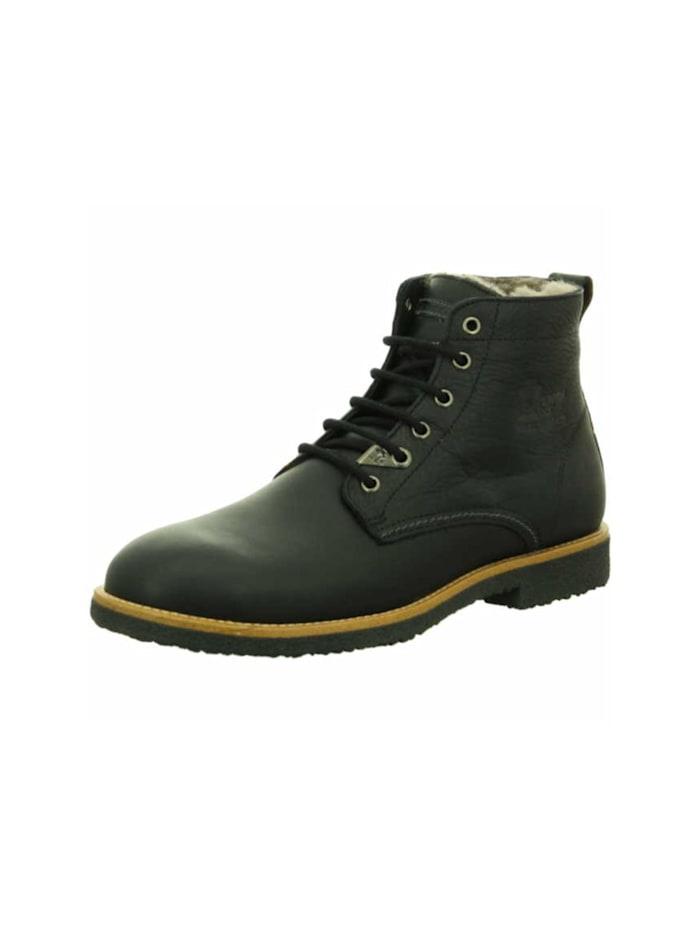 Panama Jack Herren Stiefel in schwarz, schwarz