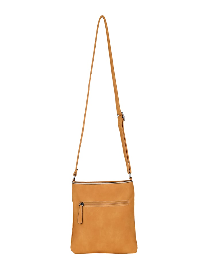 Shoulder bag in a sporty style