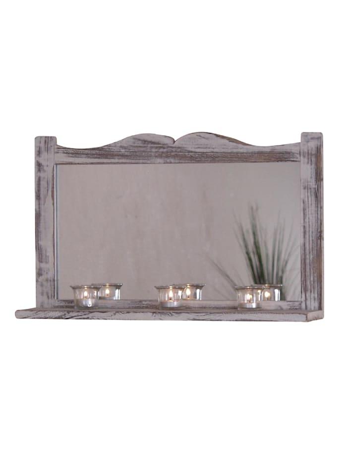 Spiegel mit Ablage Spiegel