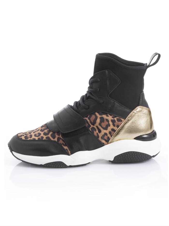 Sneaker in Hightop-Form