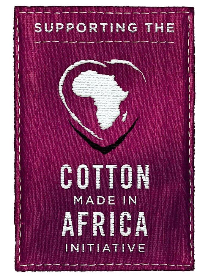 Bademantel aus dem Cotton made in Africa Programm