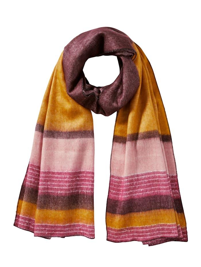 Sjaal, Zwart/wit