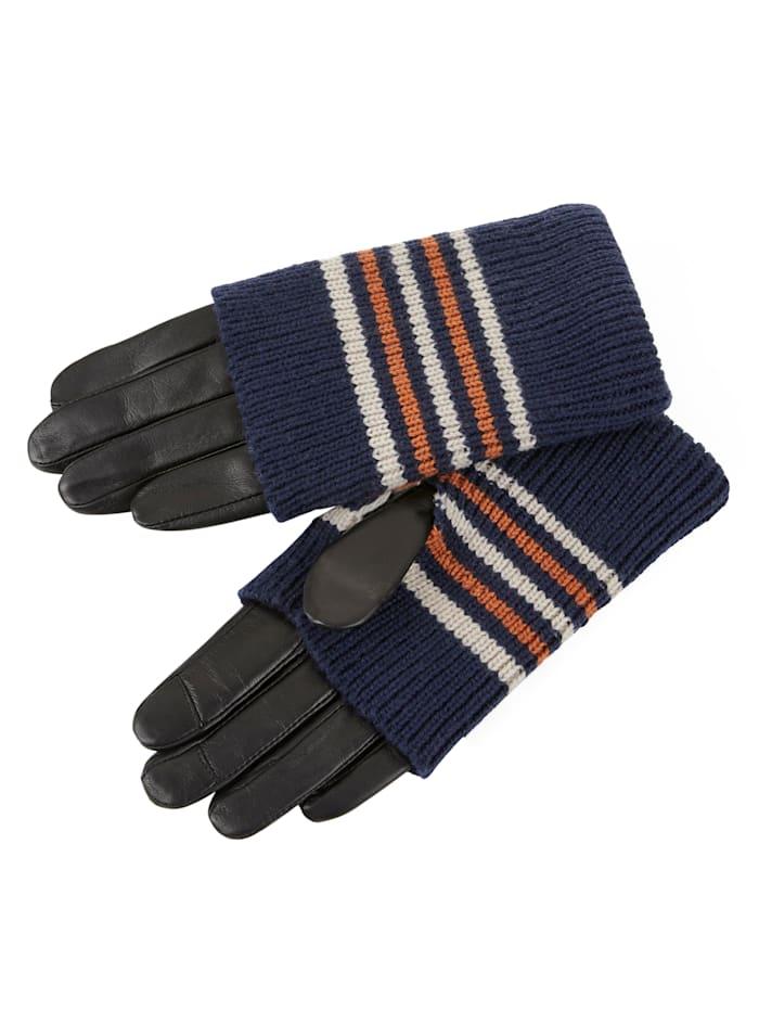 Becksöndergaard Handschuhe, Schwarz