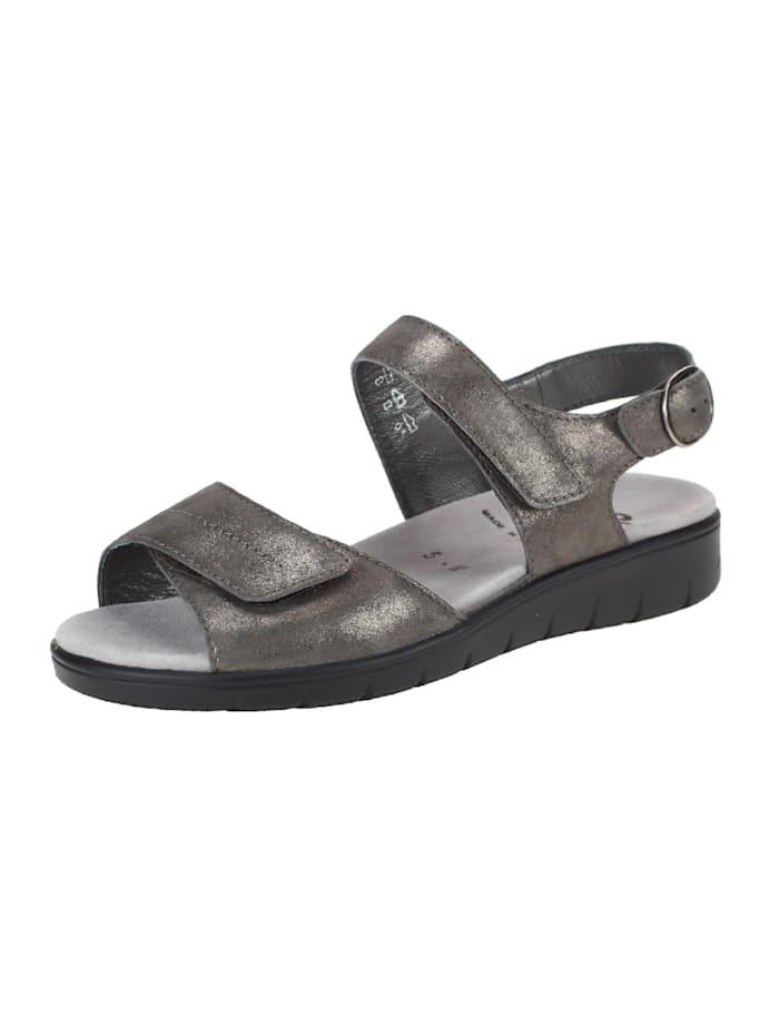 Semler Sandalen/Sandaletten, braun