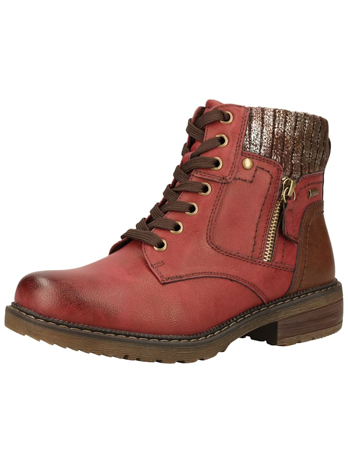 Relife Relife Stiefelette, Rot