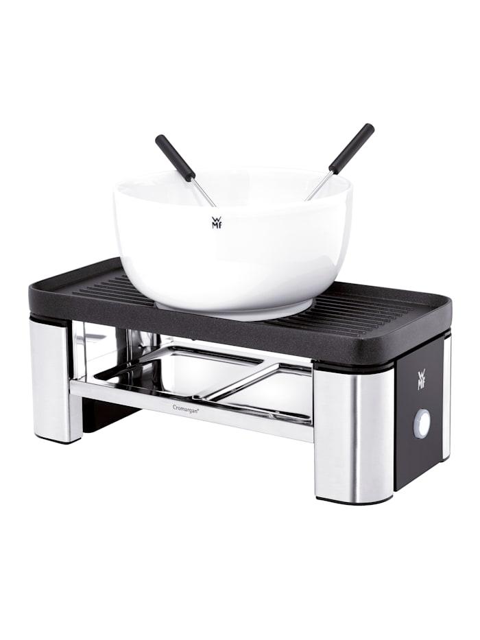"""WMF Appareil à raclette """"Küchenminis"""", coloris argenté"""