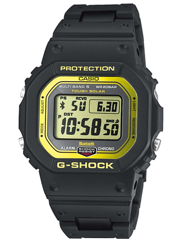 G-Shock Digital Funk-Solar-Herrenuhr