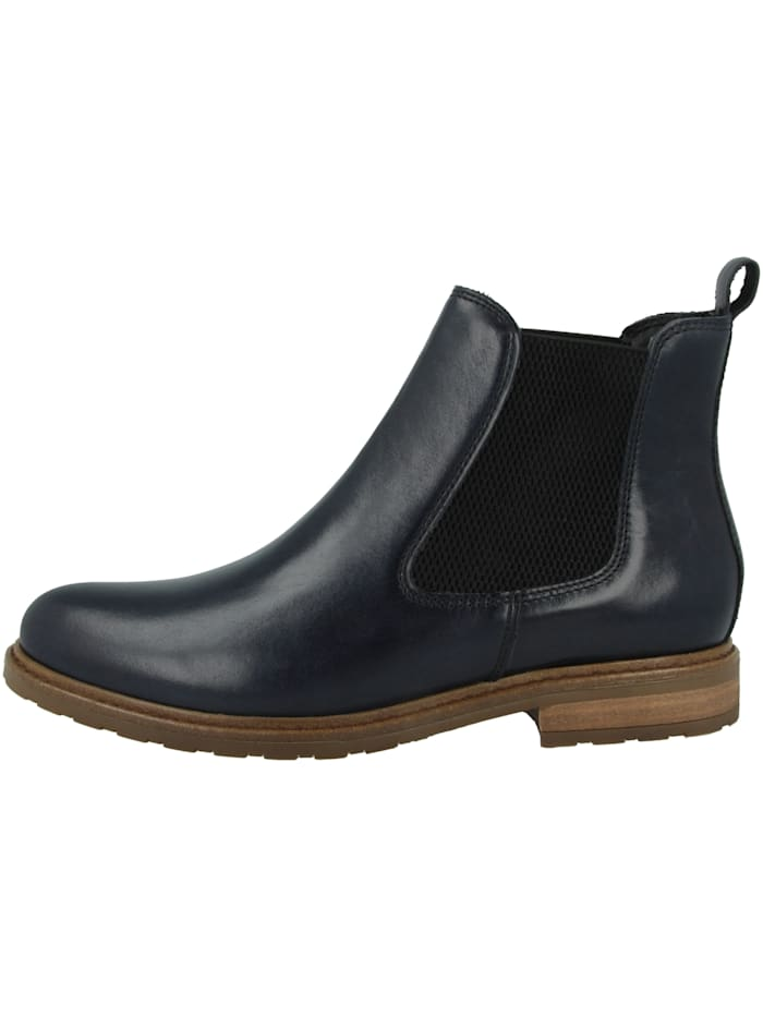 Tamaris Boots 1-25056-25, blau
