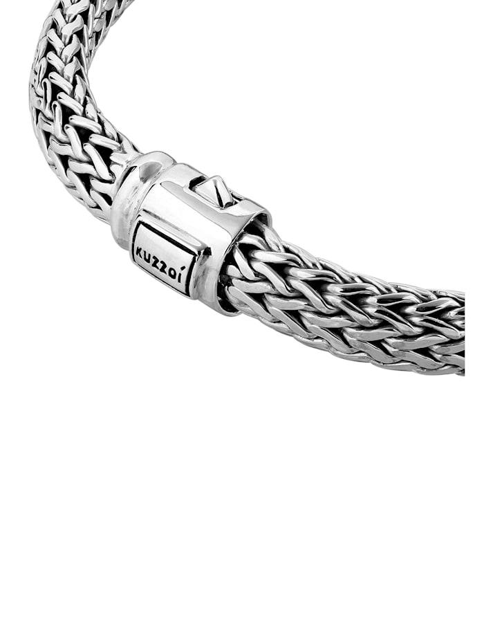 Armband Herrenschmuck Panzerarmband Basic Cool 925 Silber