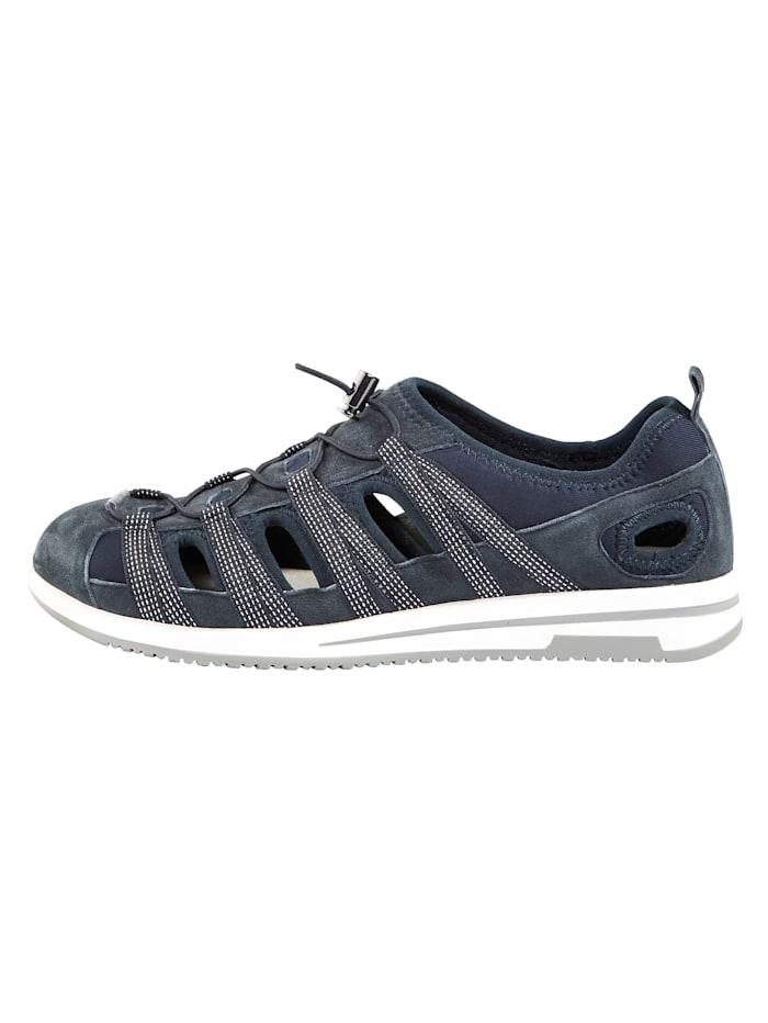 Ilma-aukolliset kengät