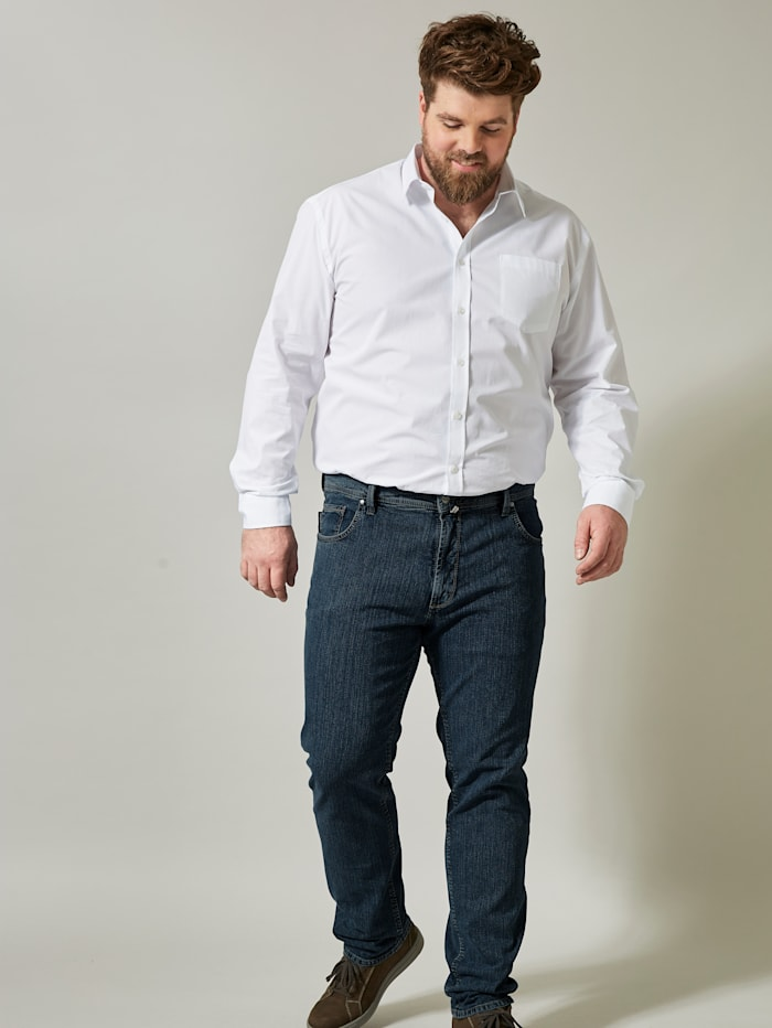 Pioneer Jeans Straight Fit, Dark blue