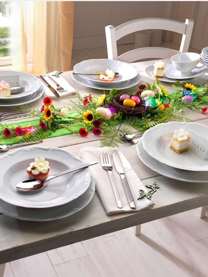 TRI Led-tafelloper, multicolor