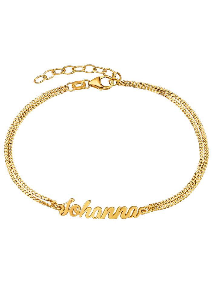 Namens-Armand in Silber 925 vergoldet, Gelbgoldfarben