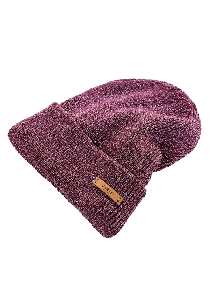 Barts Mütze, lila