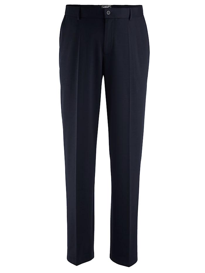 Pantalon met persvouwen