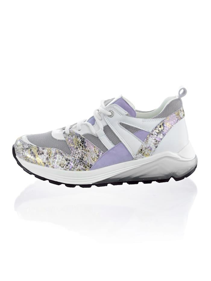 Sneaker in pasteltinten