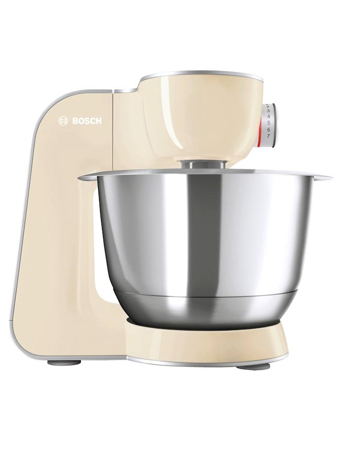 Bosch Bosch Universal-Küchenmaschine MUM58920, smooth vanilla/silber, vanille