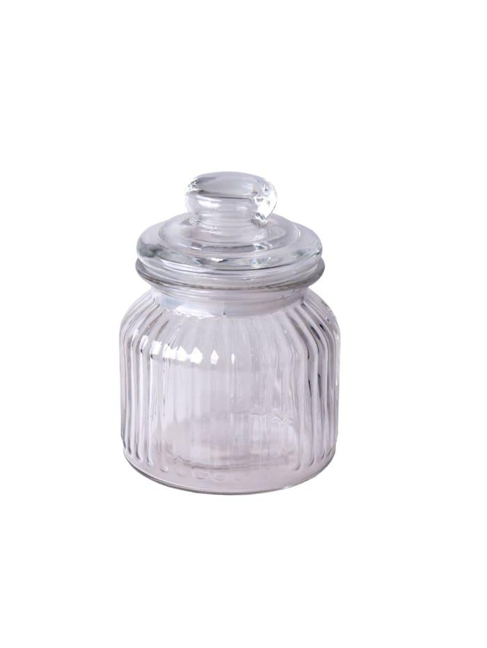 Neuetischkultur Vorratsglas mit Deckel, Transparent