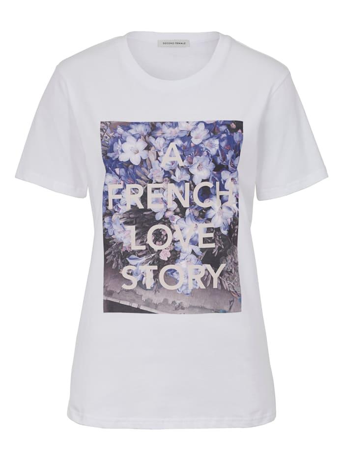 SECOND FEMALE T-Shirt, Weiß