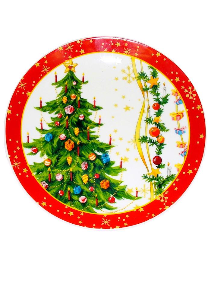 Kerstservies