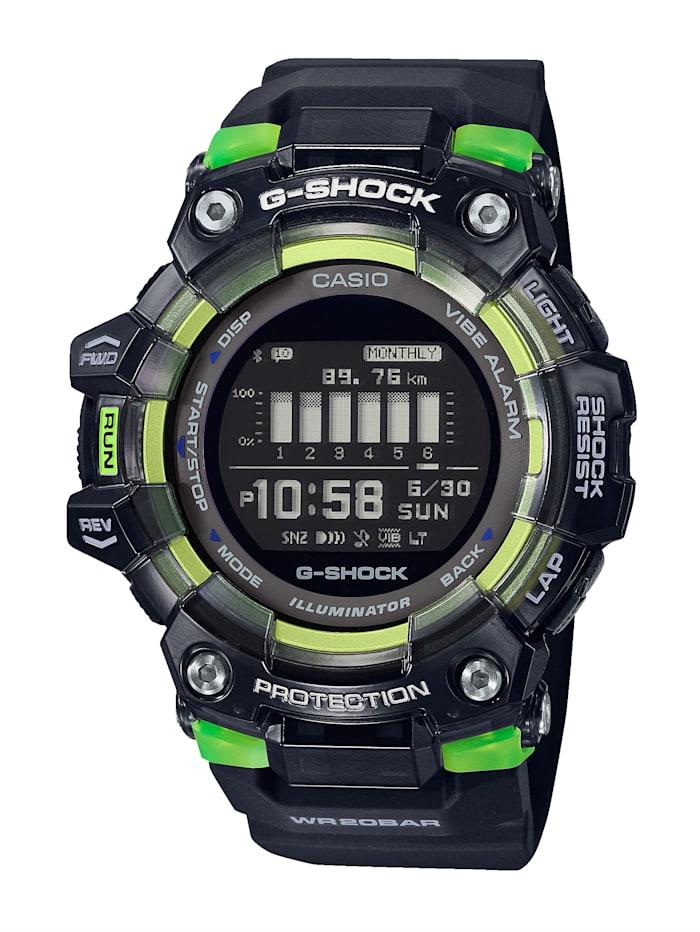 Casio Herren Smartwatch GBD-100SM-1ER, Schwarz