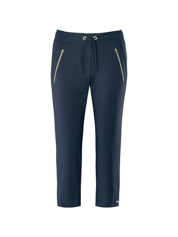 Schneider Sportwear Schneider Sportwear Hose ODESSAW-3/4, Dunkelblau