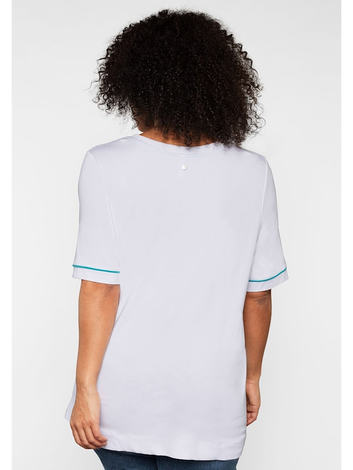 Shirt aus nachhaltiger Viskose