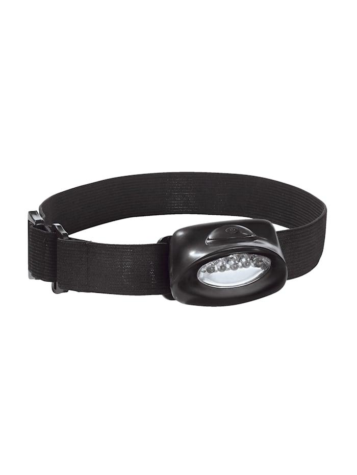 BABISTA LED Stirnlampe, Schwarz