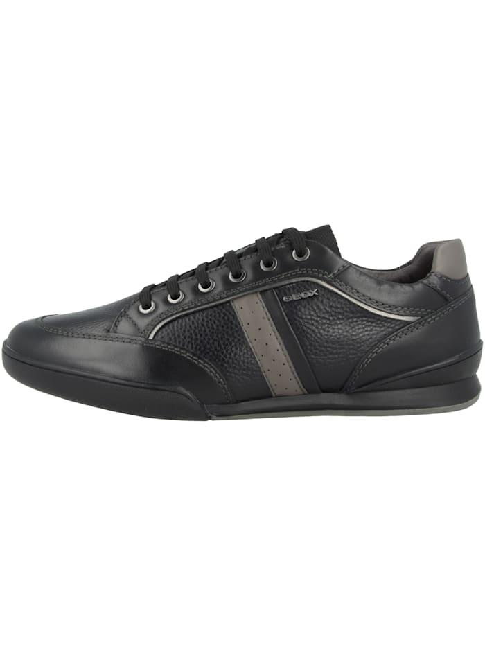 Geox Sneaker low U Kristof A, schwarz