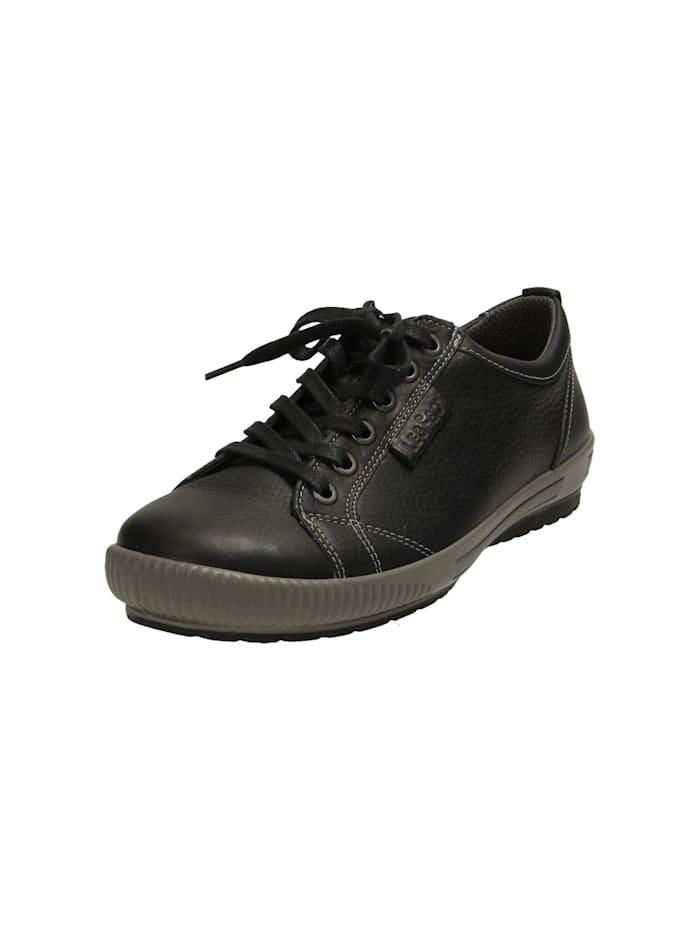 Legero Schnürschuhe, schwarz