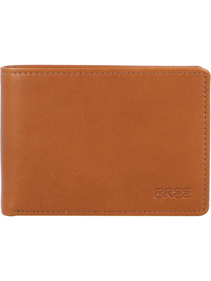 Bree Oxford 138 Geldbörse Leder 10 cm, arganoil