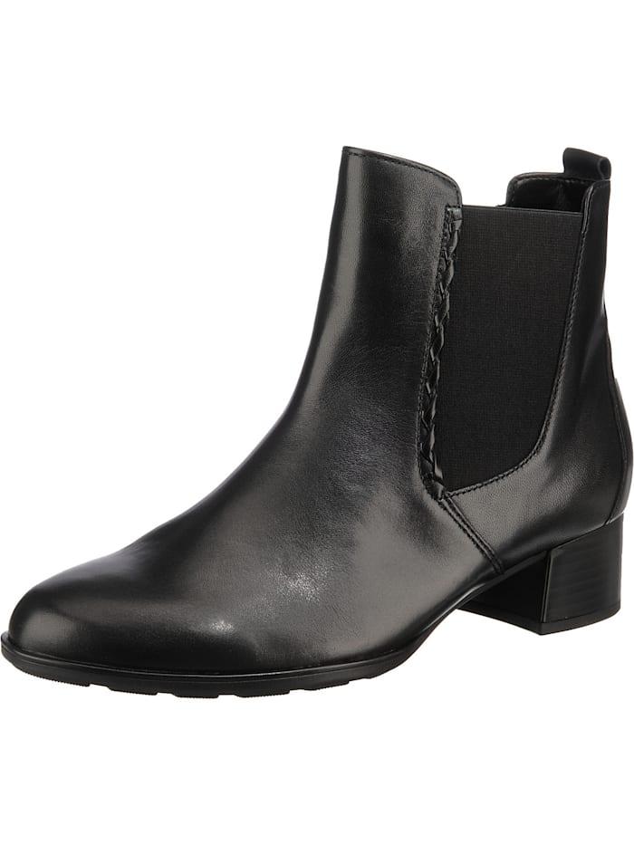 Gabor Klassische Stiefeletten, schwarz