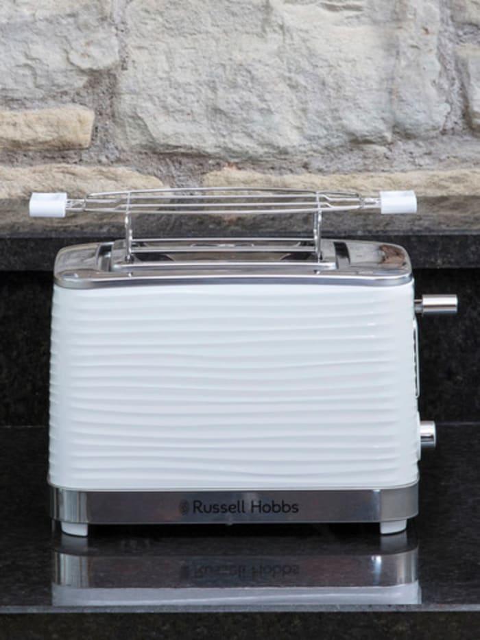 Russell Hobbs Toaster 'Inspire White' 24370-56