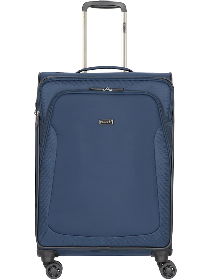 Stratic Trapez 4-Rollen Trolley 68 cm, blue