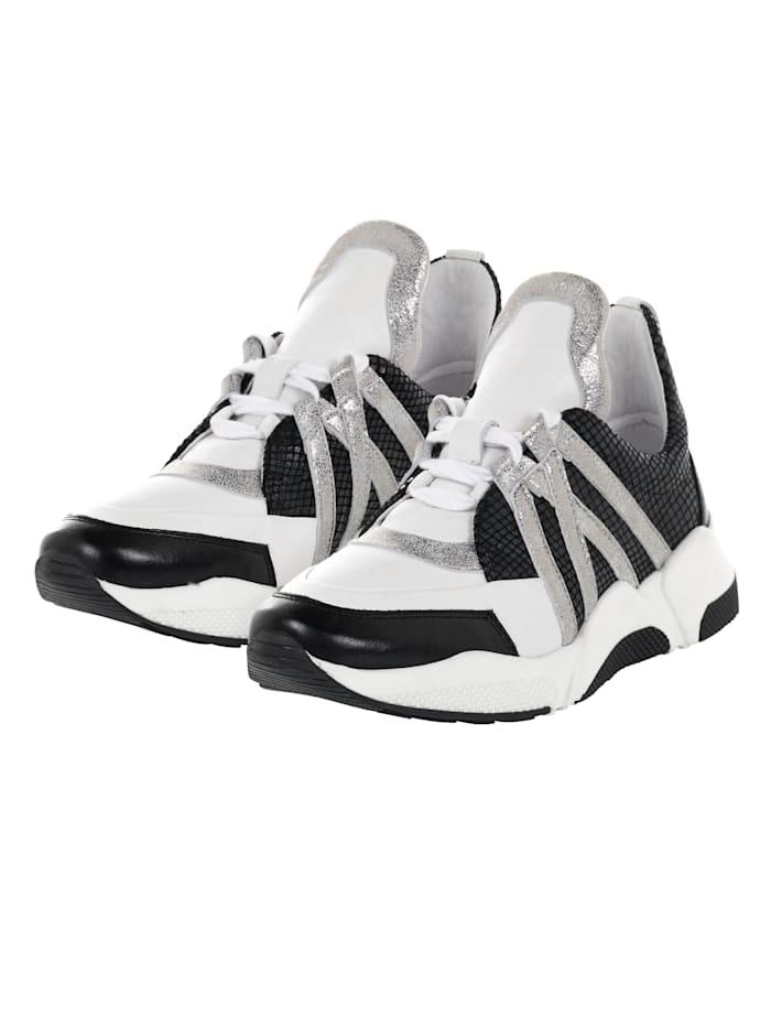 SIENNA Sneaker, Schwarz