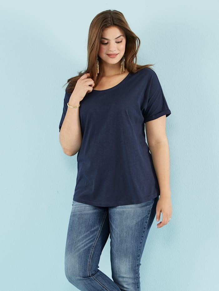 Angel of Style Shirt, Marineblau