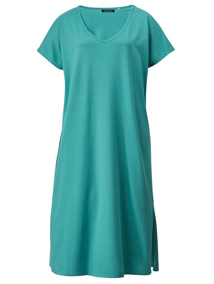 Jerseykleid aus reiner Baumwolle