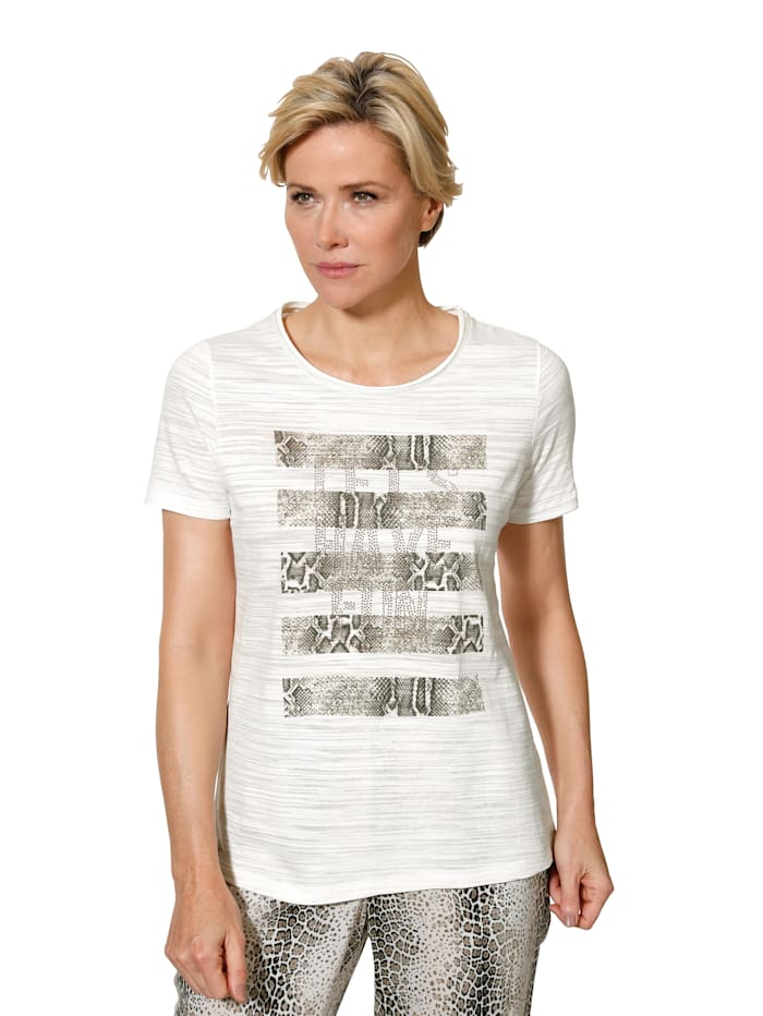 Shirt van hoogwaardige ausbrennerjersey