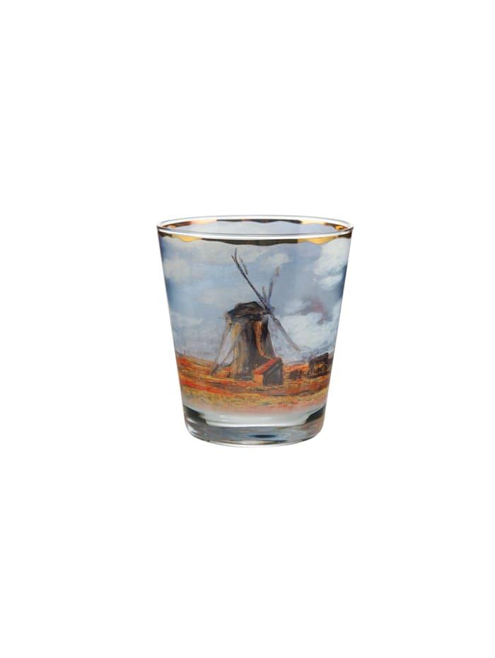 """Goebel Goebel Windlicht Claude Monet - """"Tulpenfeld"""", Monet - Tulpenfeld"""